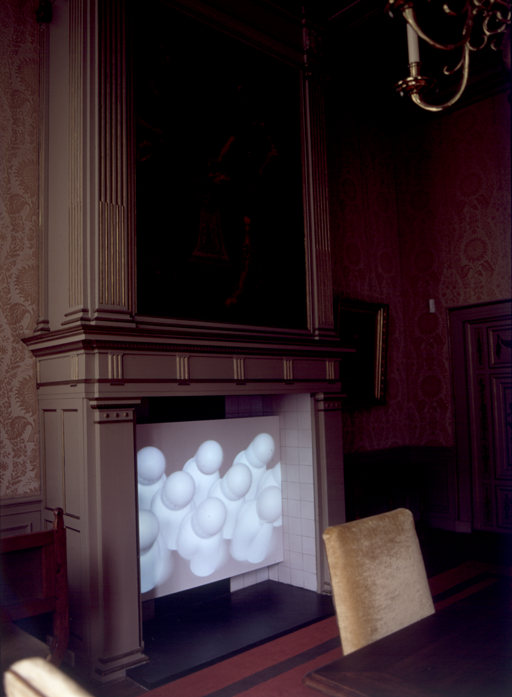 yvonne fontijne, upper and lower part, knaw traces of science in art